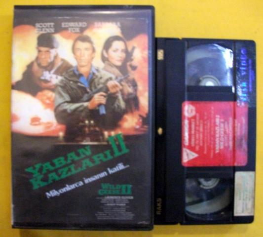 Yaban Kazlari 2 Wild Geese Ii 1985 Orjinal Vhs Kaset Film Vhs