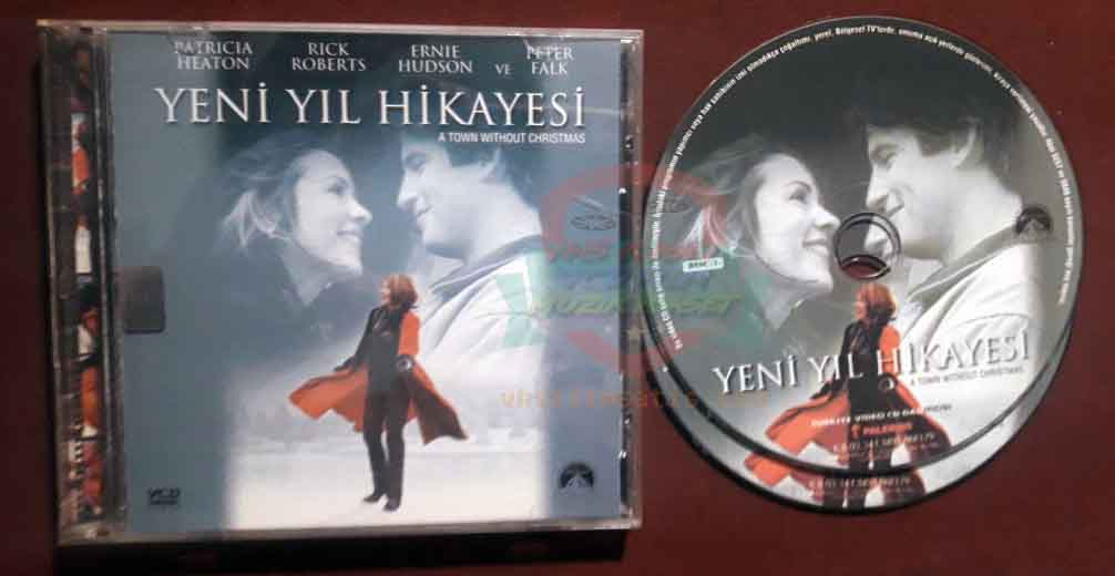 A Town Without Christmas.Yeni Yil Hikayesi A Town Without Christmas 2001 Orijinal Vcd Film Satis